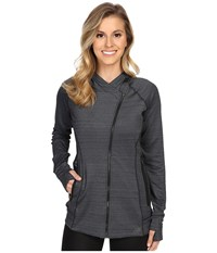 New Balance Performance Fleece Jacket Black Women's Coat