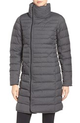 The North Face Women's Far Northern Down Parka Tnf Dark Grey Heather