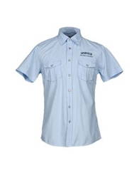 Marville Shirts Sky Blue