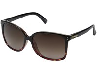 Von Zipper Castaway Muddled Rasberry Brown Gradient Sport Sunglasses