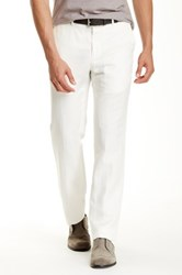 John Varvatos Side Pocket Pant White