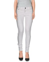 Suncoo Trousers Casual Trousers Women White