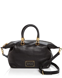 Marc By Marc Jacobs New Too Hot To Handle Satchel Black