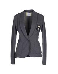 Iceberg Suits And Jackets Blazers Women Grey