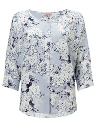 Phase Eight Laurie Print Blouse Multi