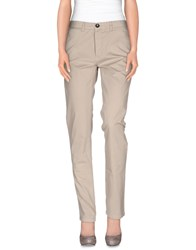 Fred Mello Trousers Casual Trousers Women Dove Grey