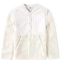 Adidas X Wings Horns Sherpa Jacket Neutrals