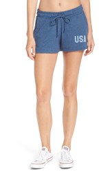 Alternative Apparel Women's Alternative 'Runner' Jersey Shorts
