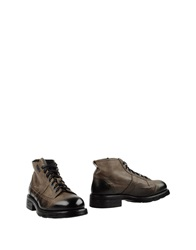 O.X.S. Ankle Boots Lead