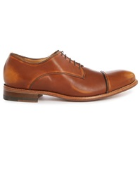 N.D.C. Made By Hand Phillip Gypsy Brown Smooth Leather Derbies