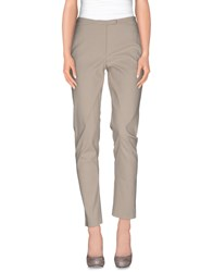 Liviana Conti Trousers Casual Trousers Women Grey