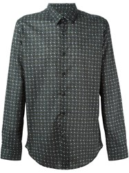 Fendi Bag Bugs Shirt Grey