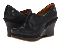 Mozo Divine Black Women's Wedge Shoes