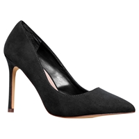 Carvela Kestral High Heel Stiletto Court Shoes Black