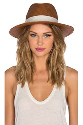 Hat Attack Continental Hat Brown