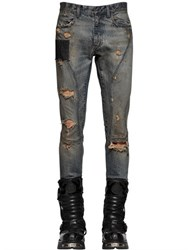 Faith Connexion 16Cm Skinny Stretch Denim Biker Jeans