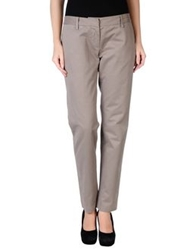 King's Jeans Casual Pants Dove Grey
