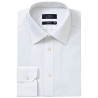 John Lewis Pima Cotton Single Cuff Shirt White