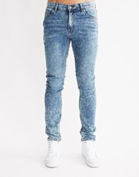 Cheap Monday Tight Youth Blue Jeans