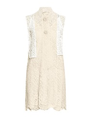 Toga High Neck Lace Dress