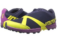 Inov 8 Terraclaw 220 Navy Lime Purple Women's Running Shoes