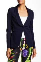 Ports 1961 Compact Button Closure Blazer Blue
