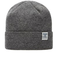 Barbour Lambswool Beanie Grey