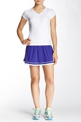 Asics Advantage Sport Skort Blue