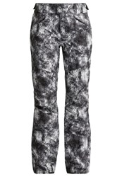 Chiemsee Kizzy 3 Waterproof Trousers Dustin Black White Grey