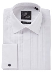 Skopes Formal Dress Shirt White