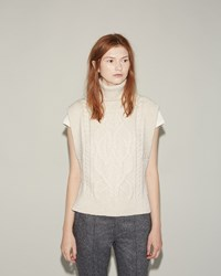 Isabel Marant Grant Irish Baby Alpaca Sweater