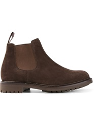 Church's Ankle Boots Brown