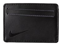 Nike Modern Sleek Card Case Black Wallet