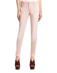 Jessica Simpson Kiss Me Five Pocket Style Pants Pink