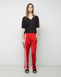 Etoile Isabel Marant Patsy Sport Pant Red