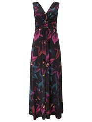 Phase Eight Monica Floral Print Maxi Dress Multi