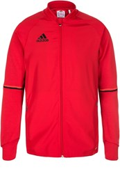 Adidas Performance Condivo 16 Tracksuit Top Scarlet Black Red