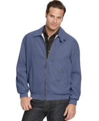 Weatherproof Men's Big And Tall Lightweight Full Zip Bomber Jacket