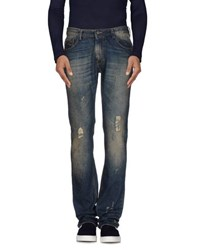 Cnc Costume National C'n'c' Costume National Denim Denim Trousers Men Blue