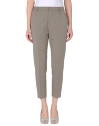 Hache Dress Pants Khaki