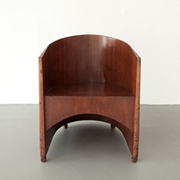 One Of A Kind Plywood Chair Sit And Read