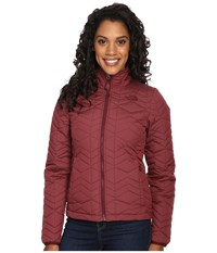 The North Face Bombay Jacket Deep Garnet Red Heather Women's Jacket