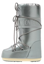 Moon Boot Winter Boots Silver