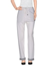Lorena Antoniazzi Trousers Casual Trousers Women White
