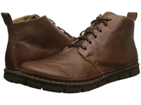 Born Jax Tan Full Grain Leather Men's Lace Up Boots