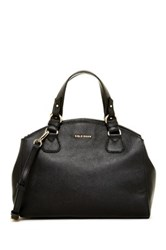 Cole Haan Seneca Dome Large Satchel Black