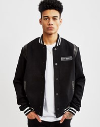 Eleven Paris Defy Gravity Bomber Jacket Black
