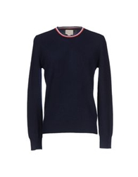 Band Of Outsiders Sweaters Dark Blue