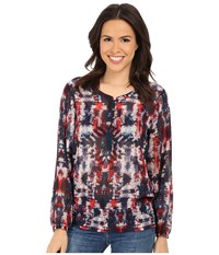 Ariat Cailey Blouse Multi Women's Blouse