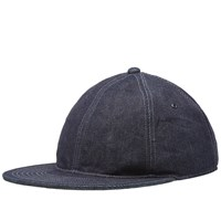 Nanamica Coolmax Denim Wind Cap Blue